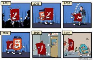fumetto storia adobe flash