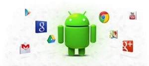 robot android app