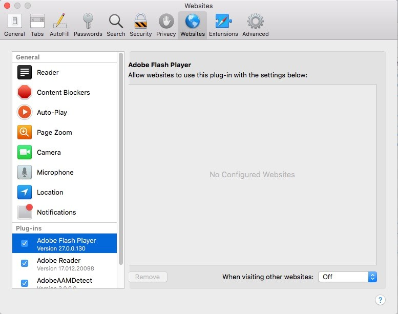 POUR OS MAC FLASH GRATUIT TÉLÉCHARGER X 10.5.8 PLAYER