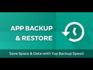 logo backup and restore apk backup android