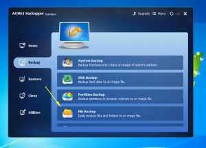 backup di file cartelle windows gratis