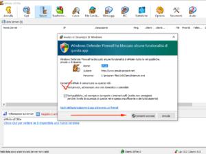 emule firewall windows regola accettare