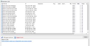 emule lista server aggiornata