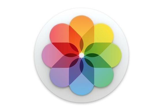 icona libreria foto icloud apple