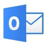 logo servizio mail di Outlook