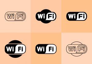 ritrovare password wifi logo