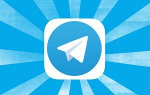 icone di telegram per ios e android