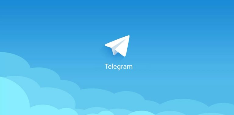 logo telegram wallpaper