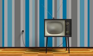 tv vintage anni 60