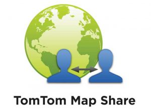icona tomtom map share